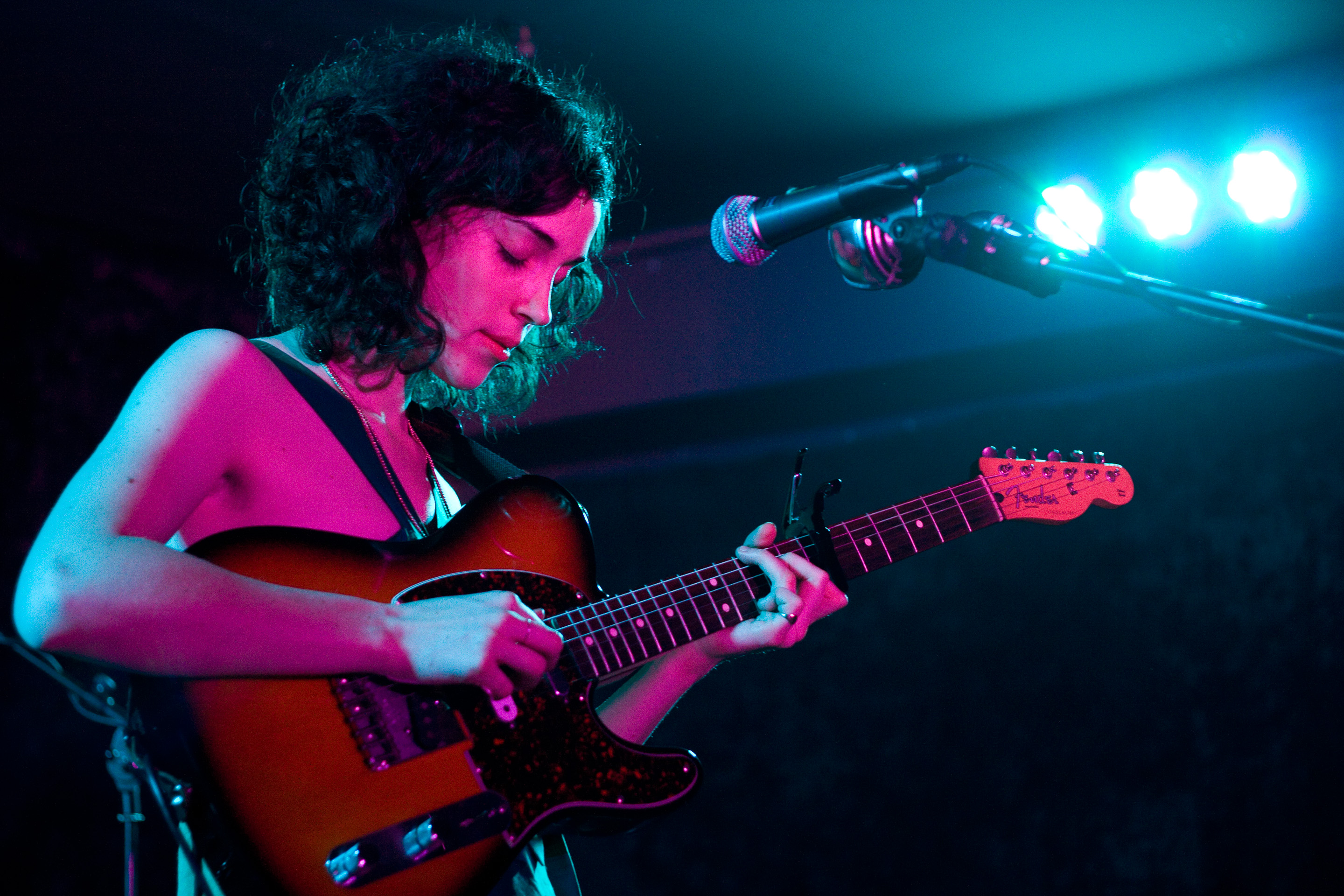 1 · Annie Clark (St. Vincent) Click to go to the latest post