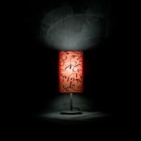 71 · Lone lamp