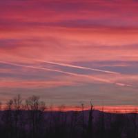 158 · Pink sunset