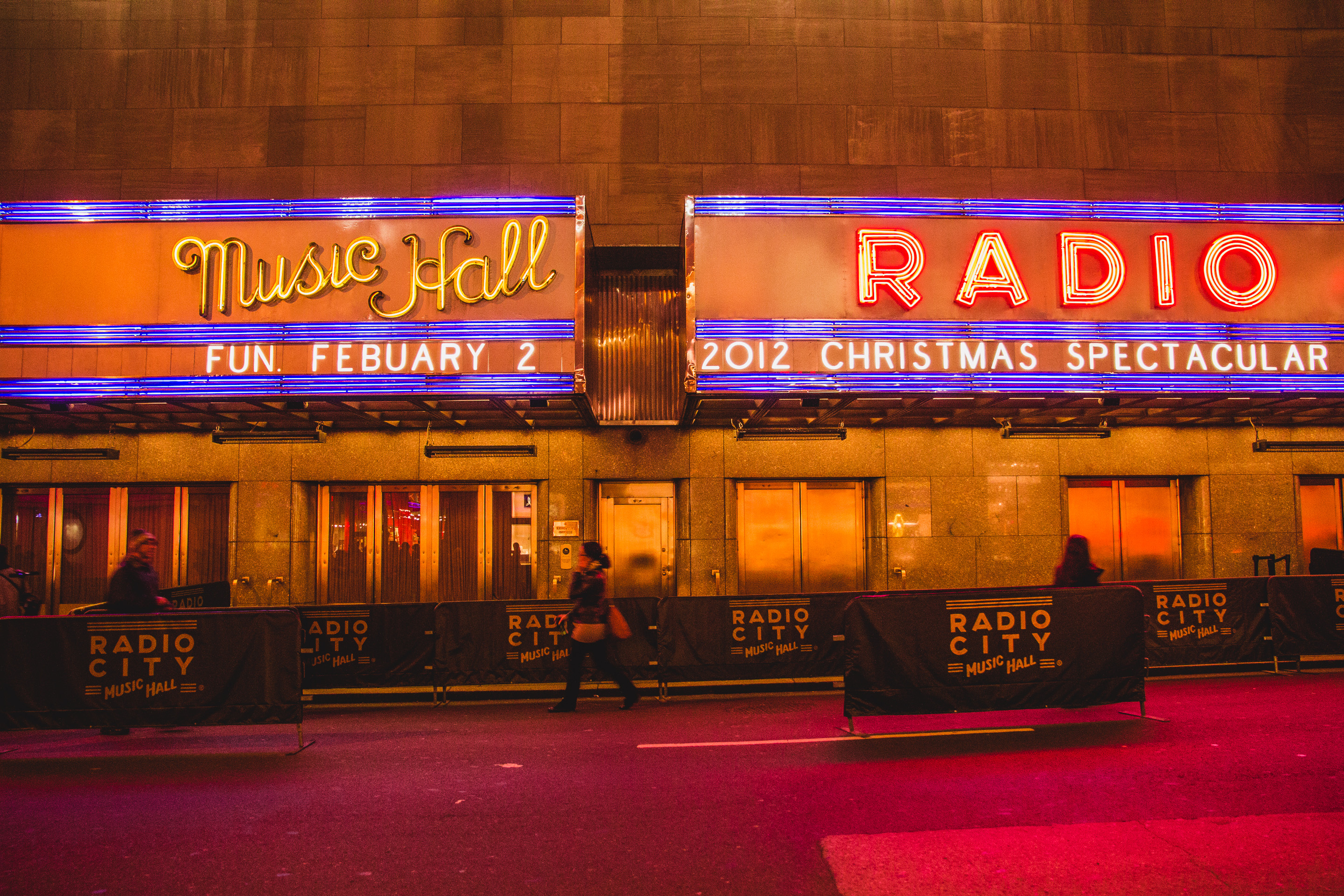 172 · Radio City Music Hall Click to view previous post