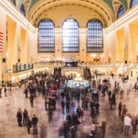 192 · 30 seconds in Grand Central