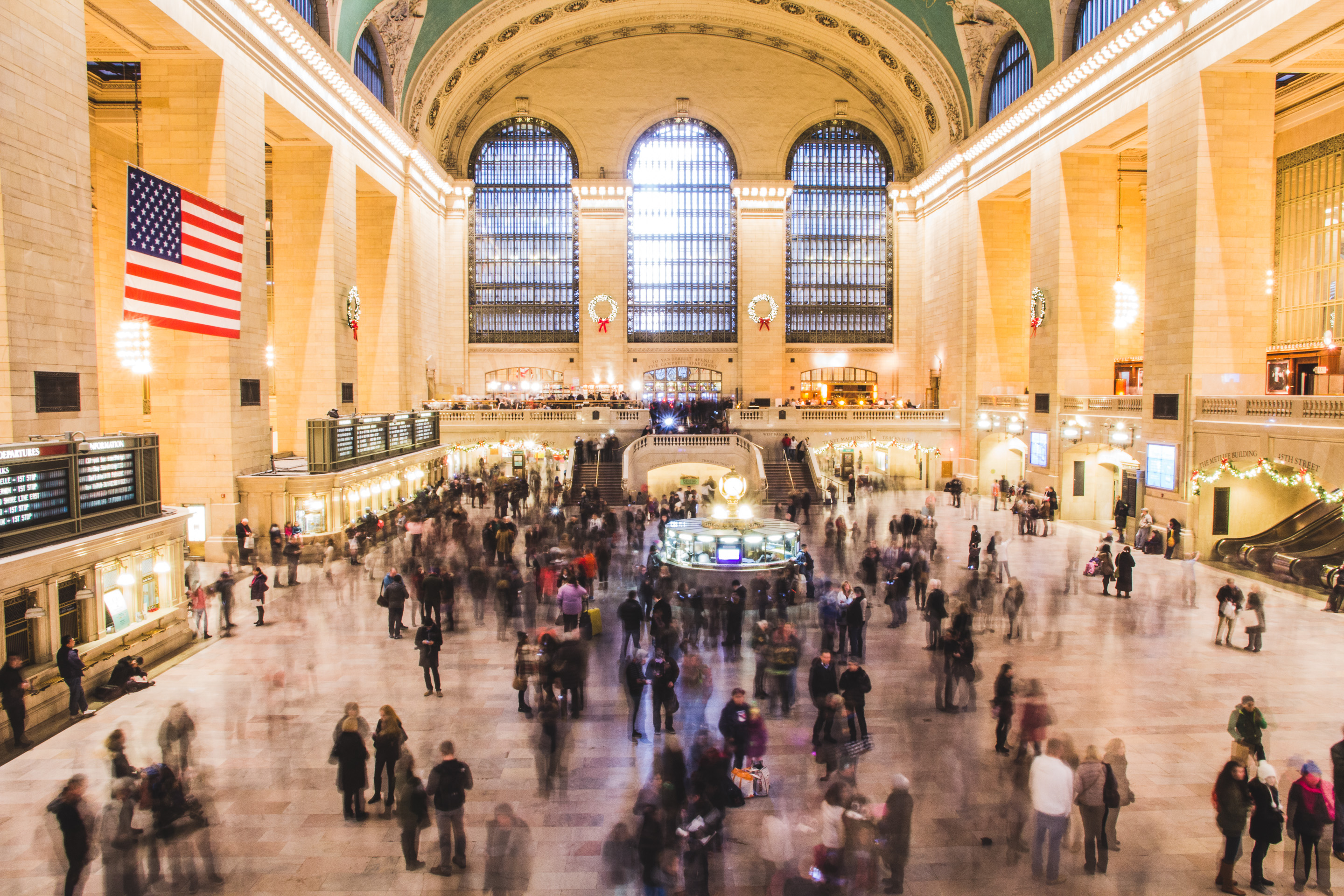 192 · 30 seconds in Grand Central Click to view previous post