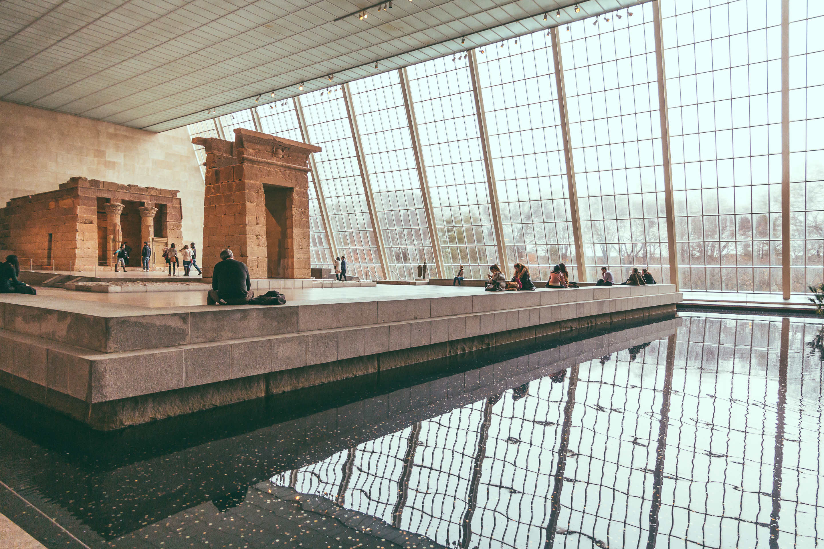 225 · Temple of Dendur Click to view previous post