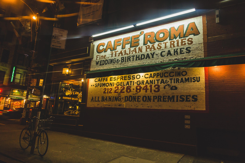 246 · Caffè Roma I Click to view previous post