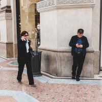 290 · Walking / Texting