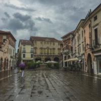 371 · Piazza Chilesotti in the rain Click to view previous post